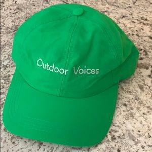 Outdoor Voices Running Hat